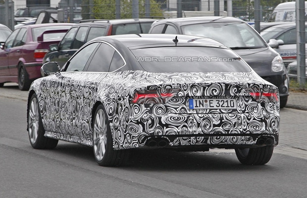 Audi S7 Facelift 2015 - 03