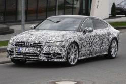 Audi S7 facelift 2015. uhvaćen na testiranju!