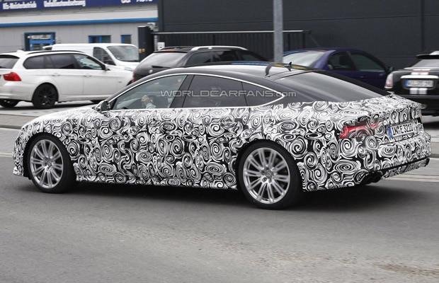 Audi S7 Facelift 2015 - 05