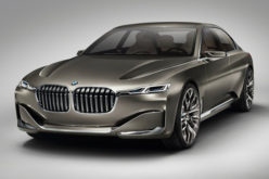 BMW Vision Future Luxury koncept 2014.