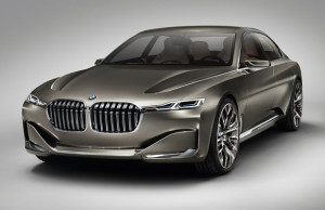 BMW Vision Future Luxury koncept 2014 - 01