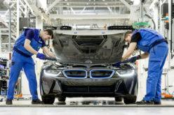 Počinje proizvodnja BMW i8 modela