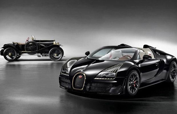 Bugatti Veyron Grand sport Vitesse Black Bess 08