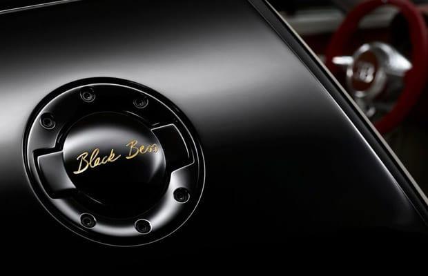 Bugatti Veyron Grand sport Vitesse Black Bess 12