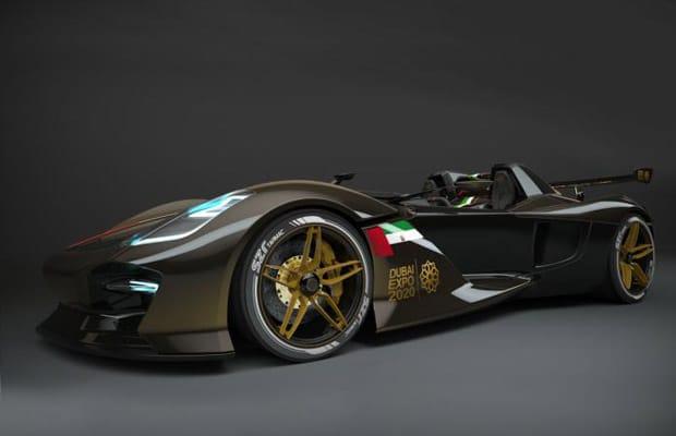 Dubai Roadster Concept_