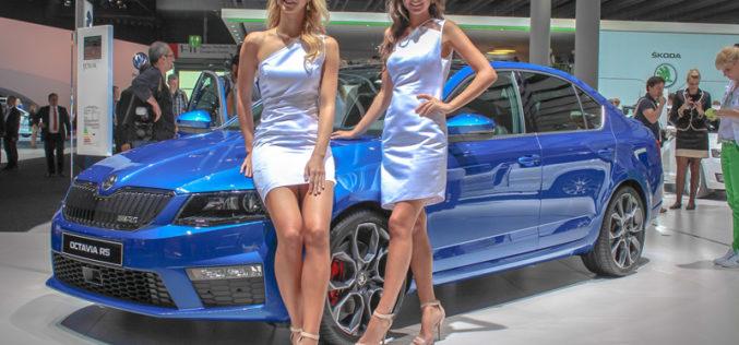 Škoda Octavia RS s novim paketom opreme