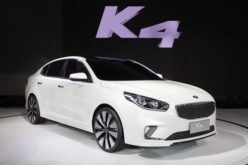 Kia Motors na salonu automobila u Pekingu predstavila novu limuzinu K4.