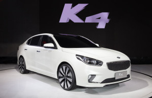 Kia K4 Concept for China market (1)