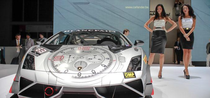 Lamborghini uvijek privlači pažnju…