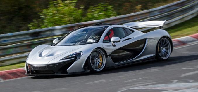Video: McLaren P1™ vs. the Nürburgring-Nordschleife