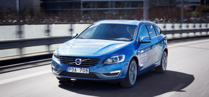 Prvi autonomni Volvo automobili na cestama Gothenburga