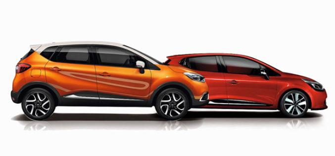 Posebna finansijska ponuda za Renault Clio i Captur