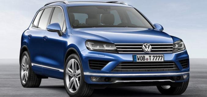 Predstavljen Volkswagen Touareg facelift 2015.