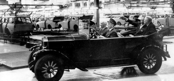 Volvo Car Torslanda slavi 50 godina postojanja