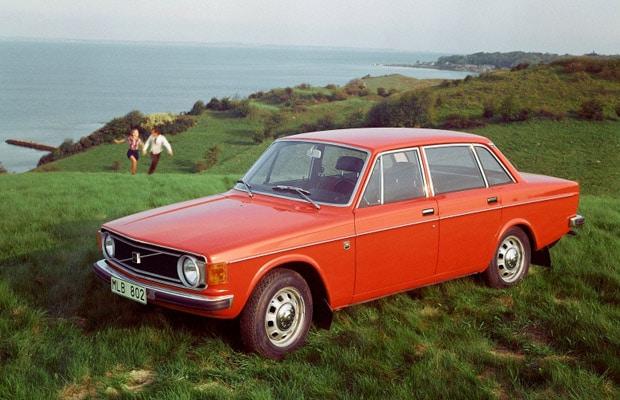 Volvo legende iz Torslande - Volvo 144
