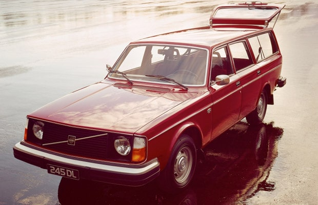 Volvo legende iz Torslande - Volvo 245 DL