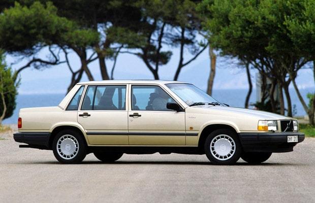 Volvo legende iz Torslande - Volvo 740 GLE
