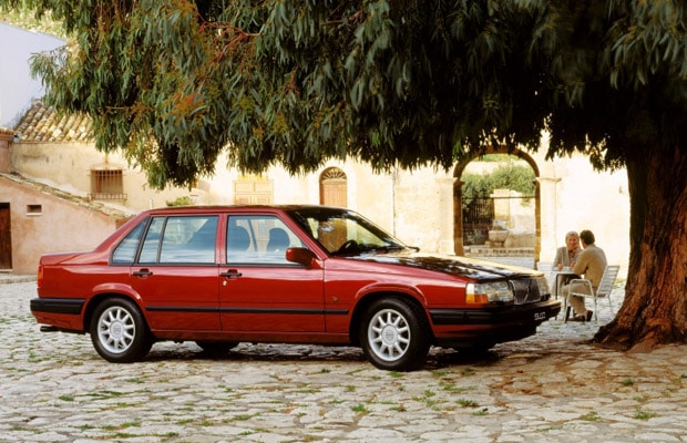 Volvo legende iz Torslande - Volvo 960