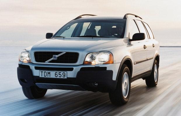 Volvo legende iz Torslande - Volvo XC90