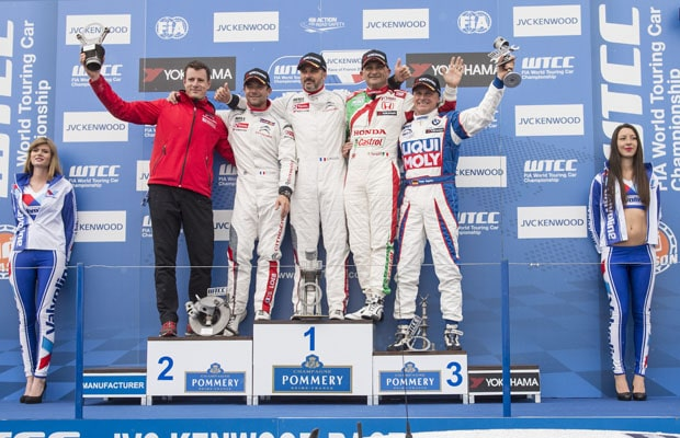 WTCC 2014 Paul Ricard 05