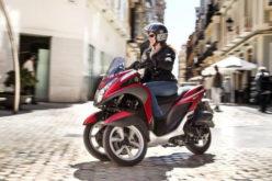 Yamaha Tricity – Novi trotočkaš u svijetu skutera!