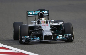 mercedes hamilton china 2014 Race_