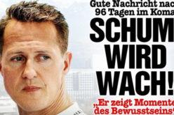 Nakon 96 dana kome, Schumacher dolazi svijesti!!!