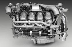 Scania V8 Euro 6 na biodizel