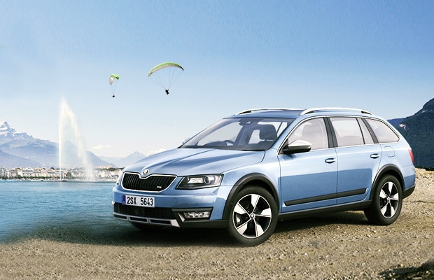 2015 Skoda Octavia Scout August For Europe Australia Next Year