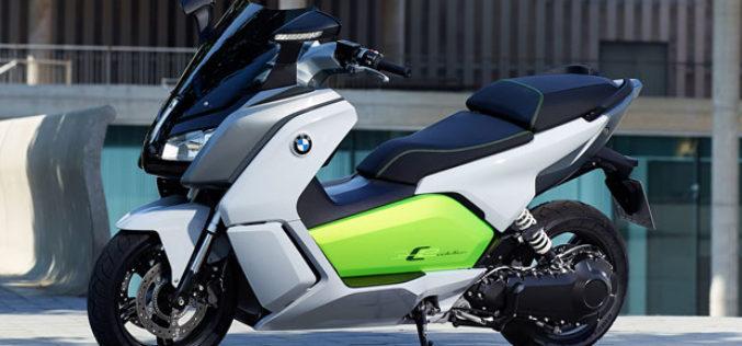 BMW C evolution: Novi BMW pogled na urbanu mobilnost