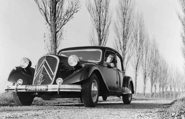 Citroën Traction Avant _