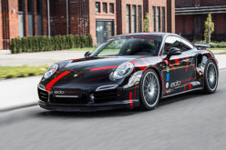 Edo Competition Porsche 911 Turbo S sa 590 KS