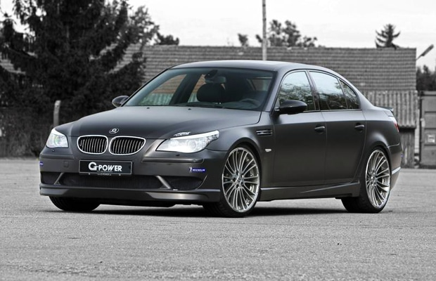 G-Power M5 - M6 V10 Mono-Kompressor 01