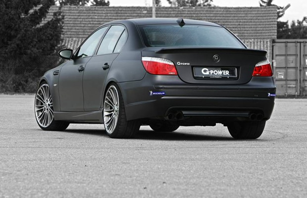 G-Power M5 - M6 V10 Mono-Kompressor 02