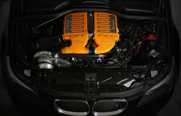 G-Power M5 - M6 V10 Mono-Kompressor 03