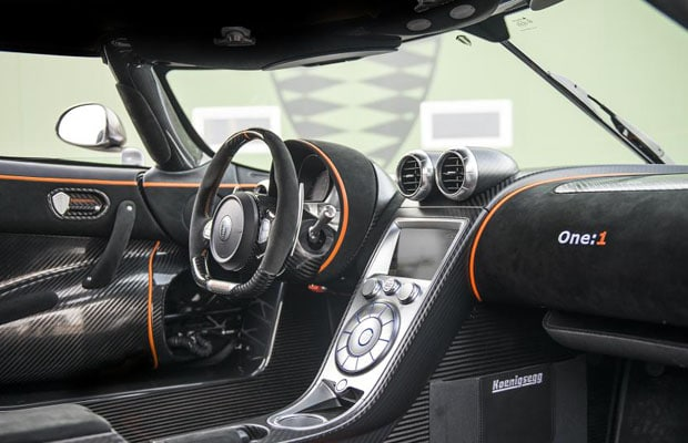 Koenigsegg Agera One ee
