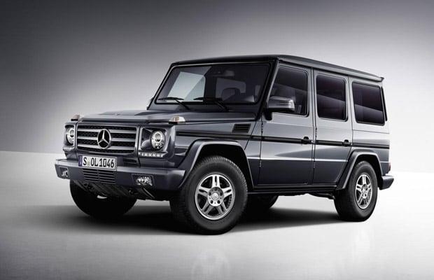 Mercedes G 2014