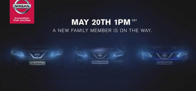 Nissan se potpuno novim modelom vraća u C segment automobila