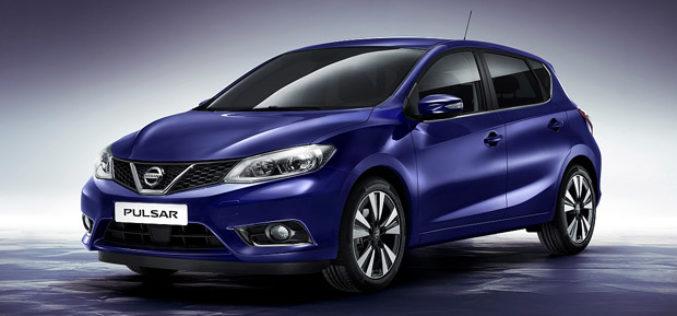 Predstavljamo novi Nissan Pulsar