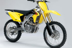 Suzuki RM-Z450 – Novi cross model