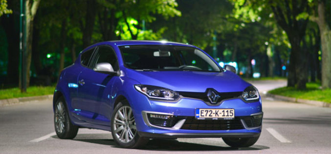 Test: Renault Megane Coupe GT Line dCi 130 Energy – Sportista za svaki dan!