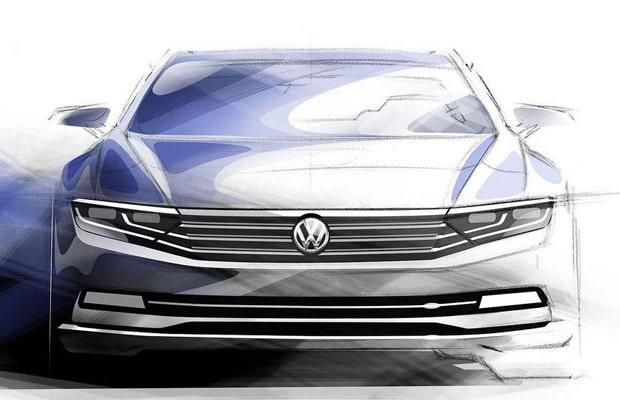 Volkswagen Passat B8 - 01
