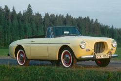 Volvo Sport Cabrio – 60 godina rijetkog modela!