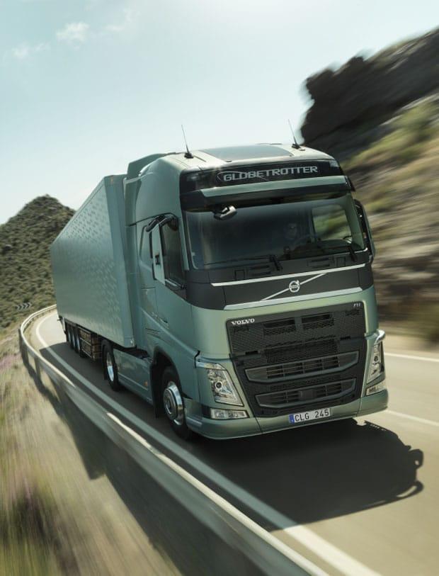 Volvo Trucks Driver Times Support