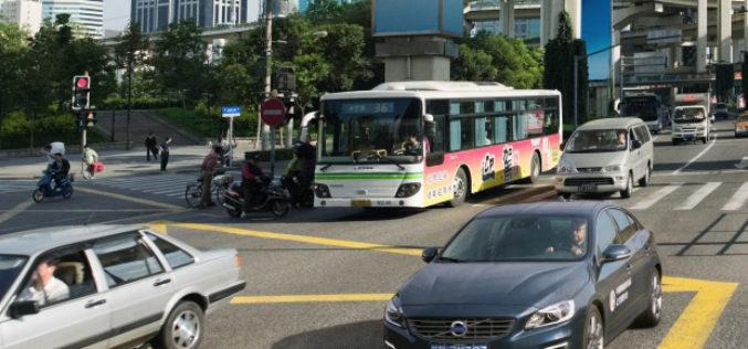 Volvo istražuje ponašanje vozača u kineskim megagradovima u cilju povećanja sigurnosti