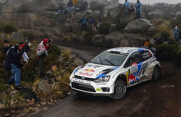 WRC Polo Latvala Argentina Condor 2014