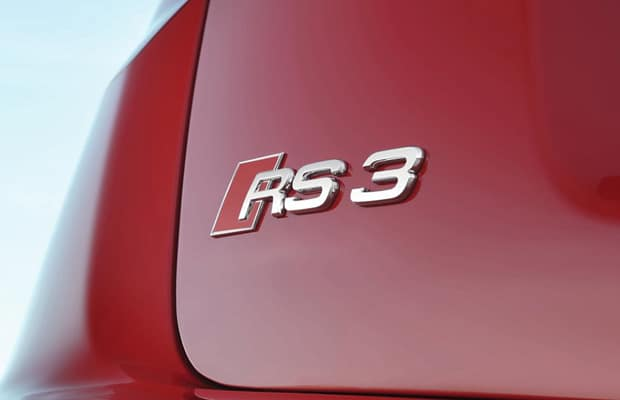 Audi RS3 logo