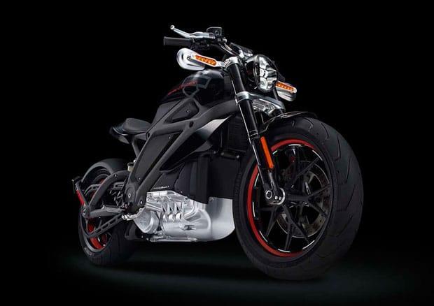 Harley-Davidson Livewire 01