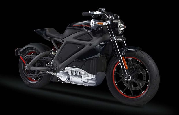 Harley-Davidson Livewire 02