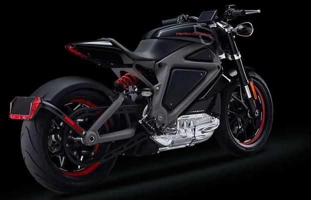 Harley-Davidson Livewire 04
